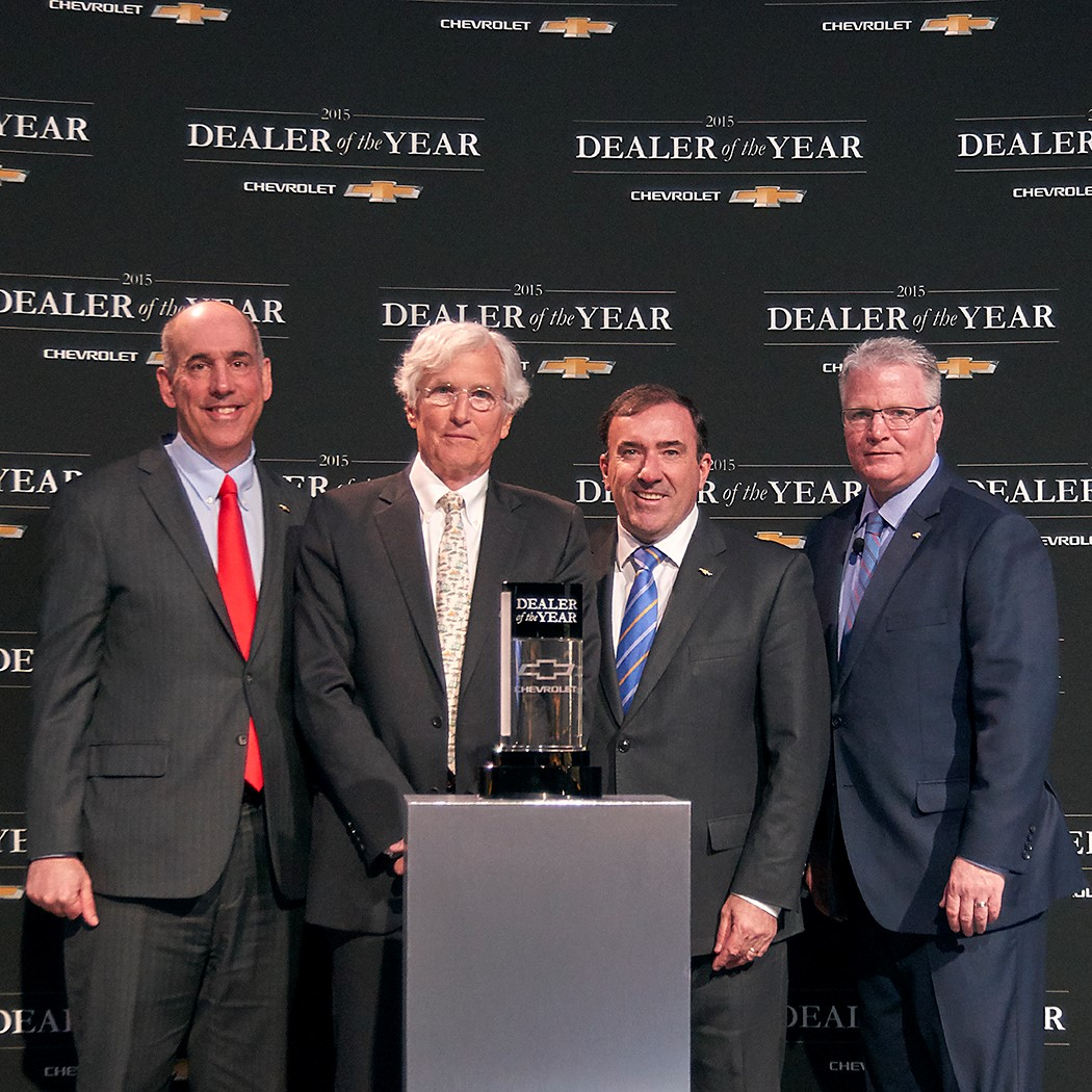 Dimmitt Chevrolet Awarded 2015 Chevrolet Dealer Of The Year Tampa Pr Firm Judge Public Relations Marketing Advertising